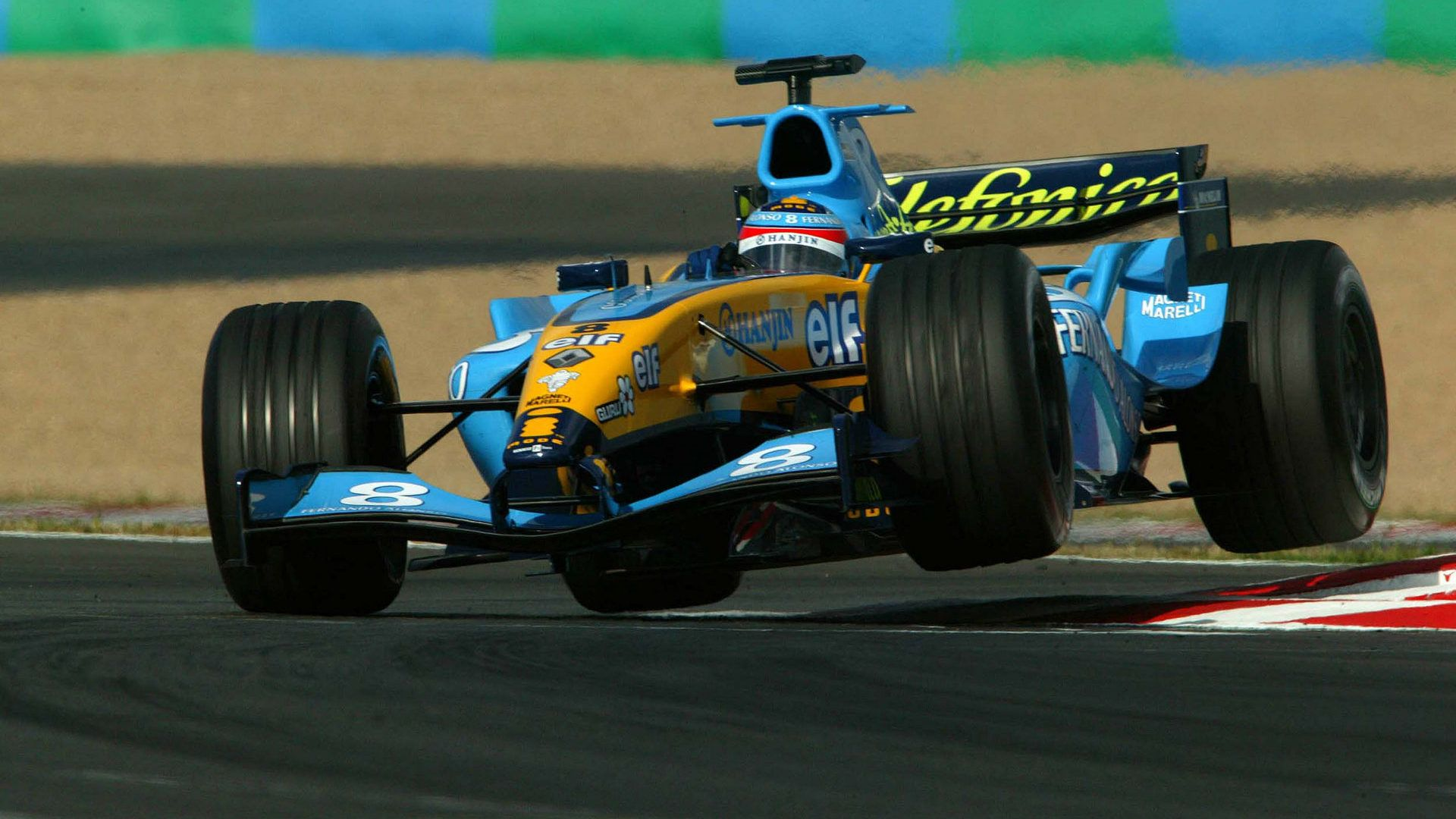 F1 racing cars hd wallpapers