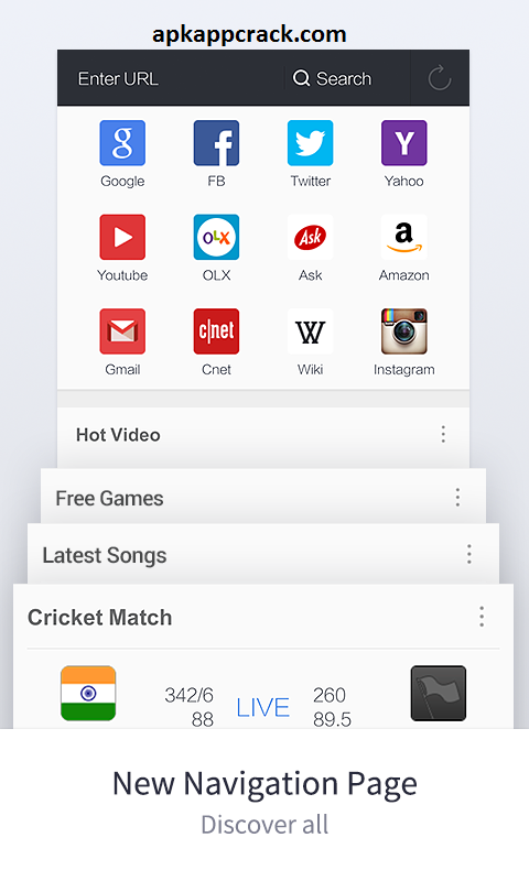 You are about to download the UC Browser 10 7 0 apk file for