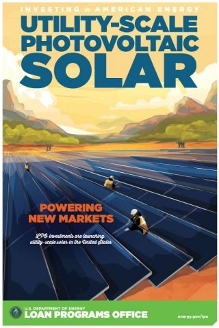 5 Big Wins In Clean Energy From The Loan Programs Office Solar Energy For Home Solar Solar Energy Diy