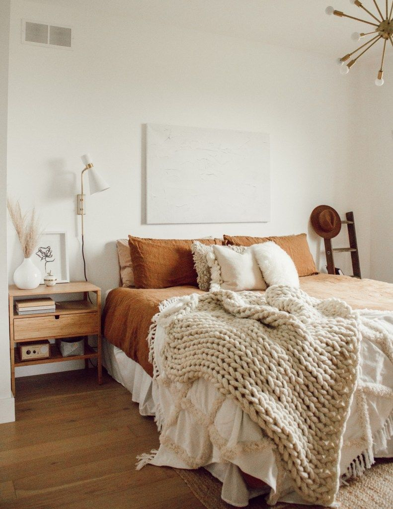 Photo of Simple Master Bedroom Refresh