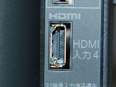 HDMI端子