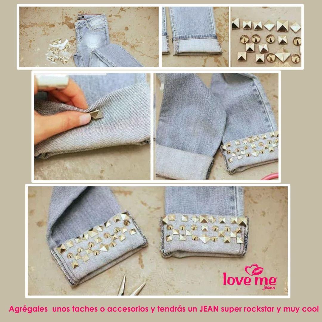 4 Viejos jeans, de viejos a nuevos! 4 formas sencillas de lograr que
