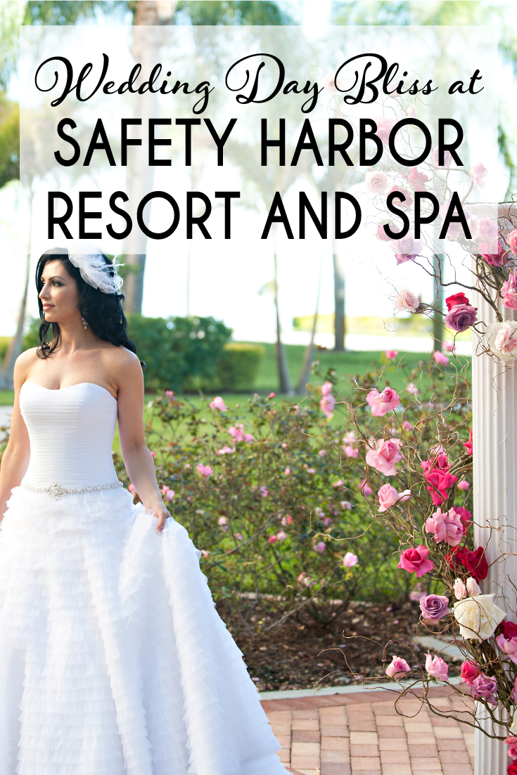 We can make you wedding day dreams come true at Safety