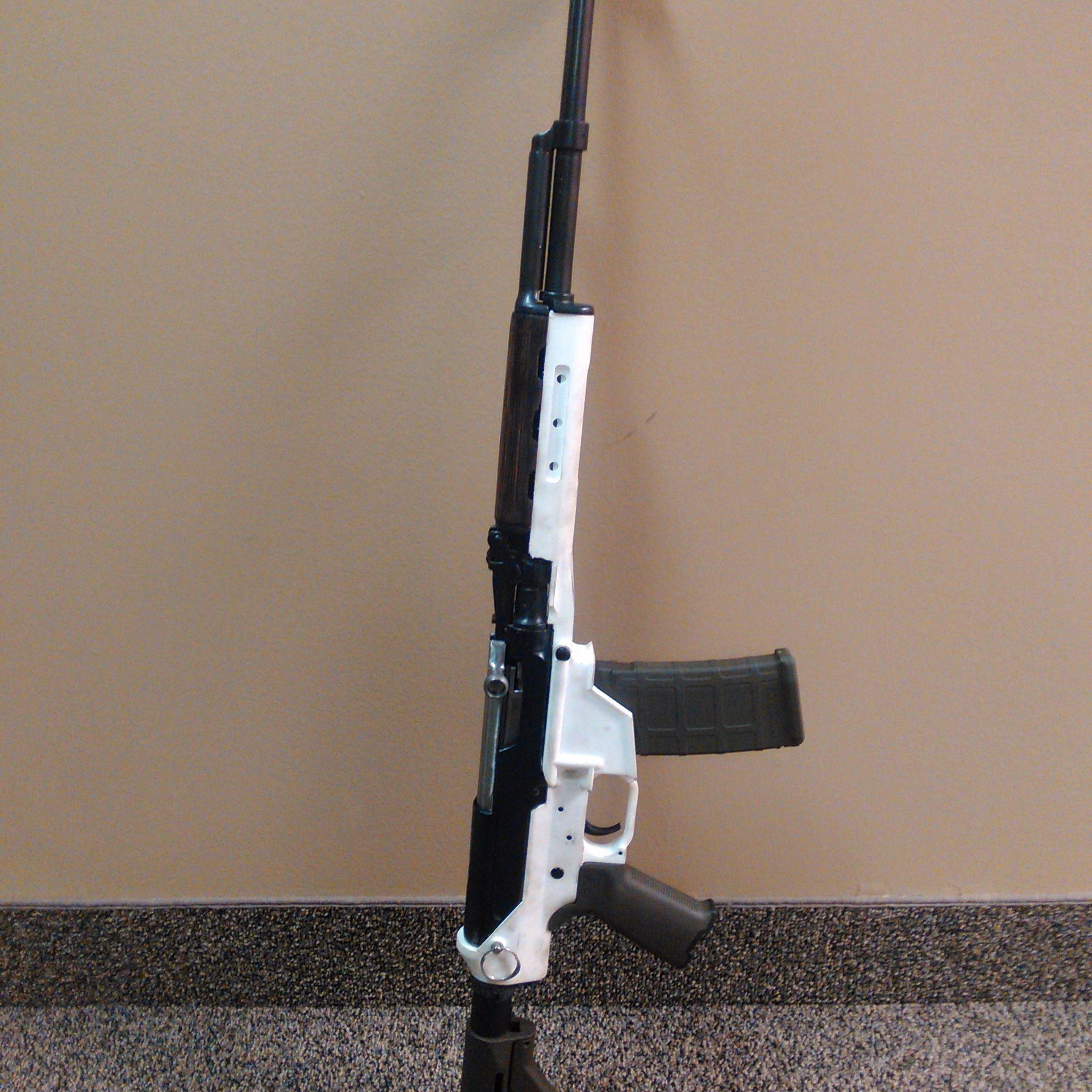 The SKS is seeing a lot of love in Canada lately, as another