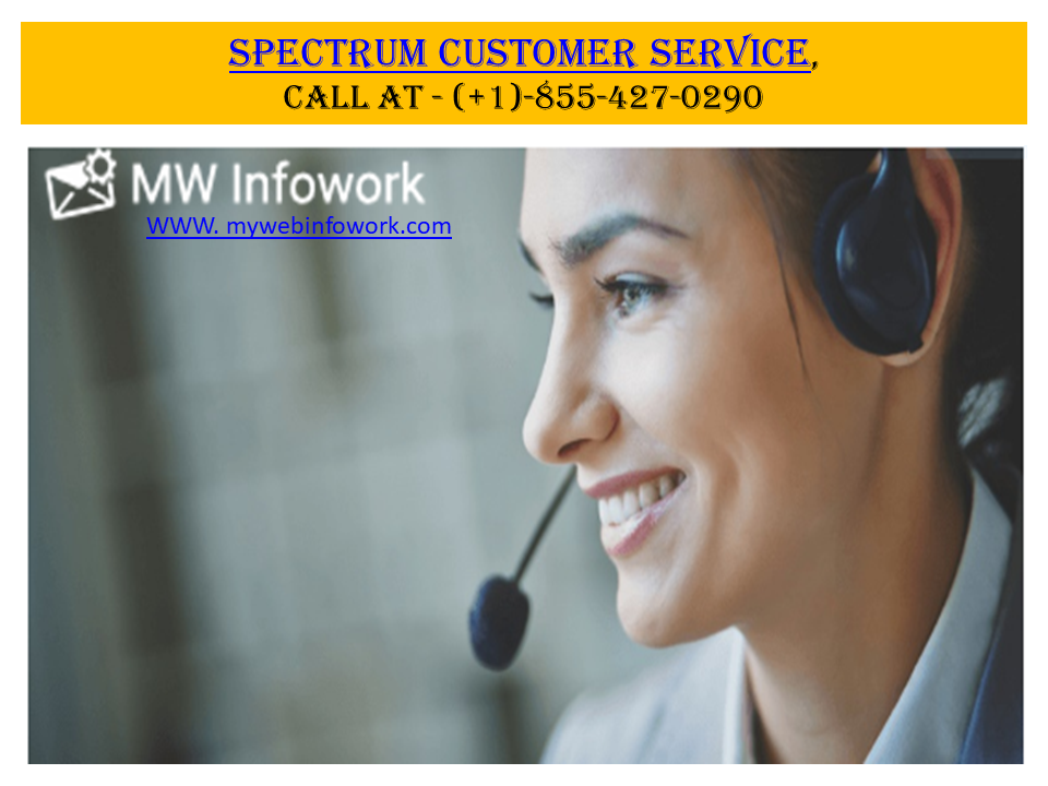 If you need spectrum service fir personal or
