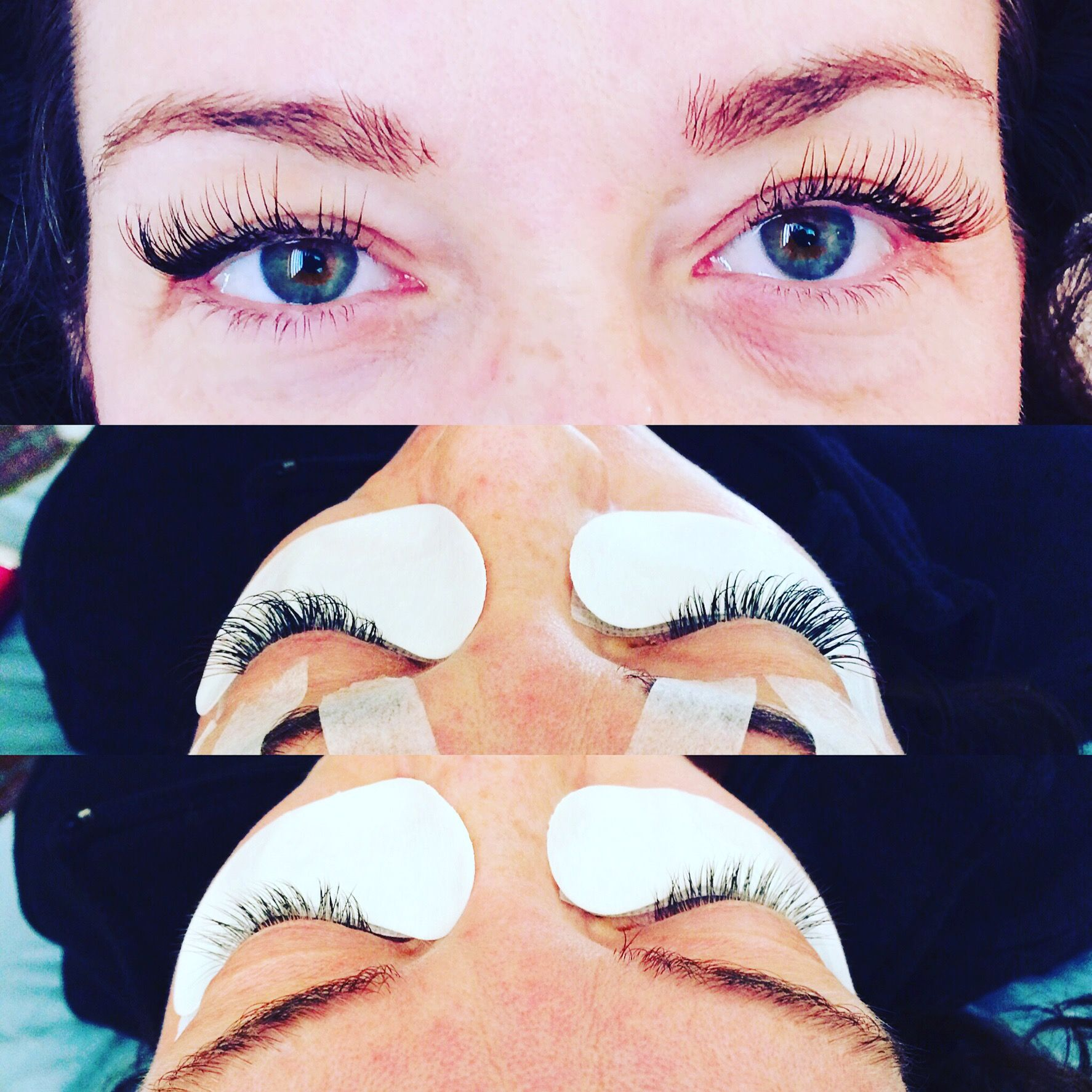 Eyebrow extension training 50 deposit only total cost