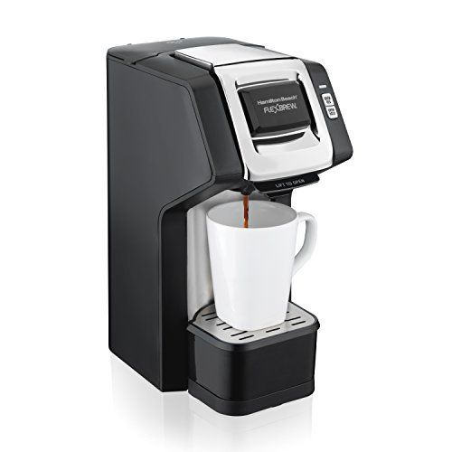 Hamilton Beach FlexBrew Single Serve Coffee Maker for K Cups and