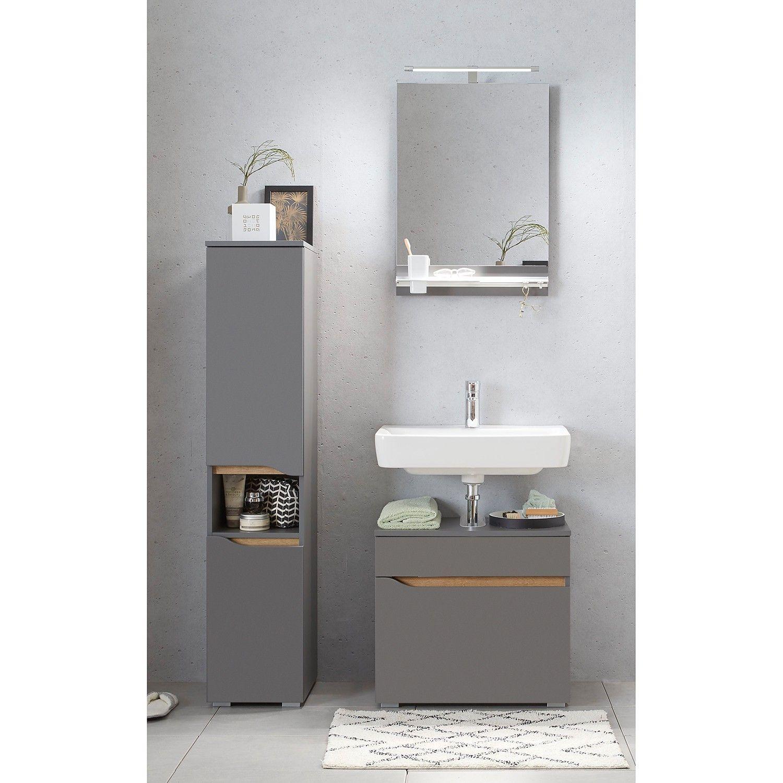 Badezimmerset Capri V 3 Teilig Waschtisch Set Unterschrank Und Waschtisch