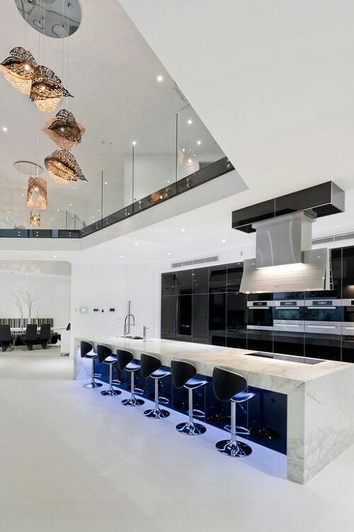 Modern And Expensive Kitchen