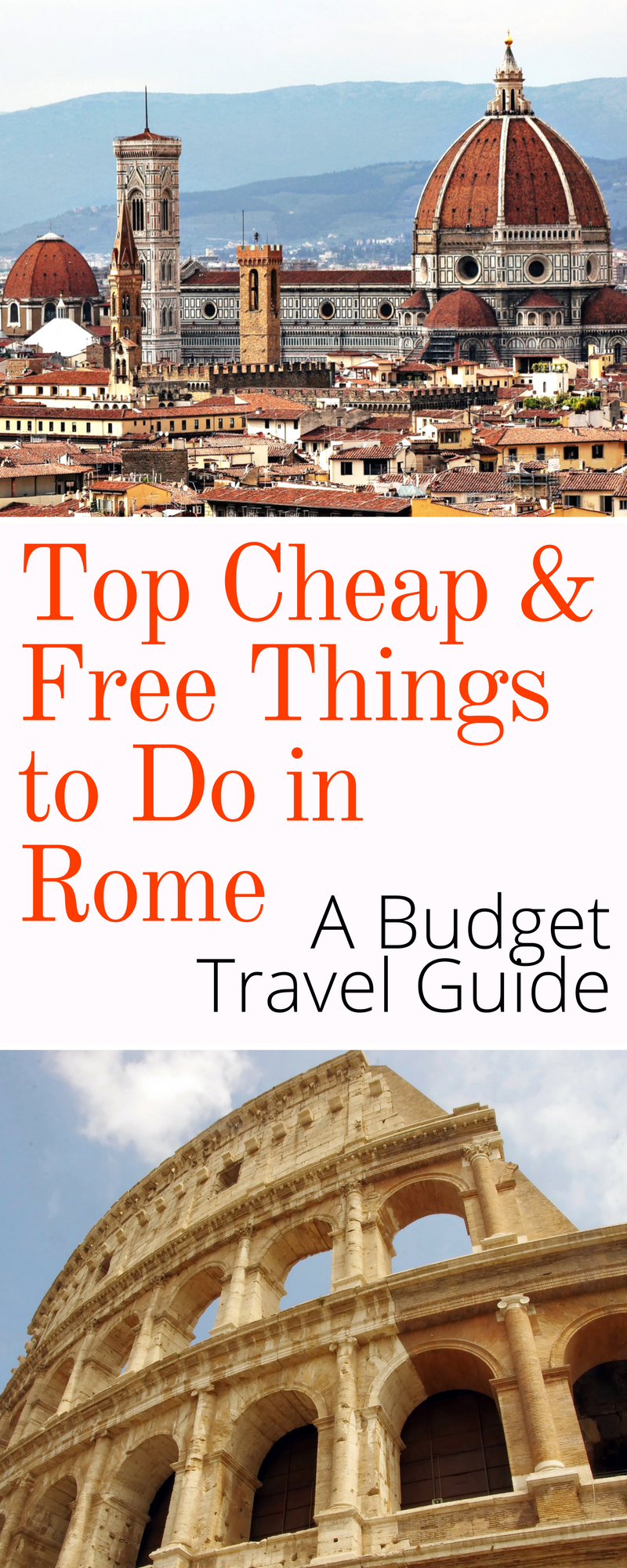 Italian Tourist: 10 Cheap Or Free Things To Do In Rome
