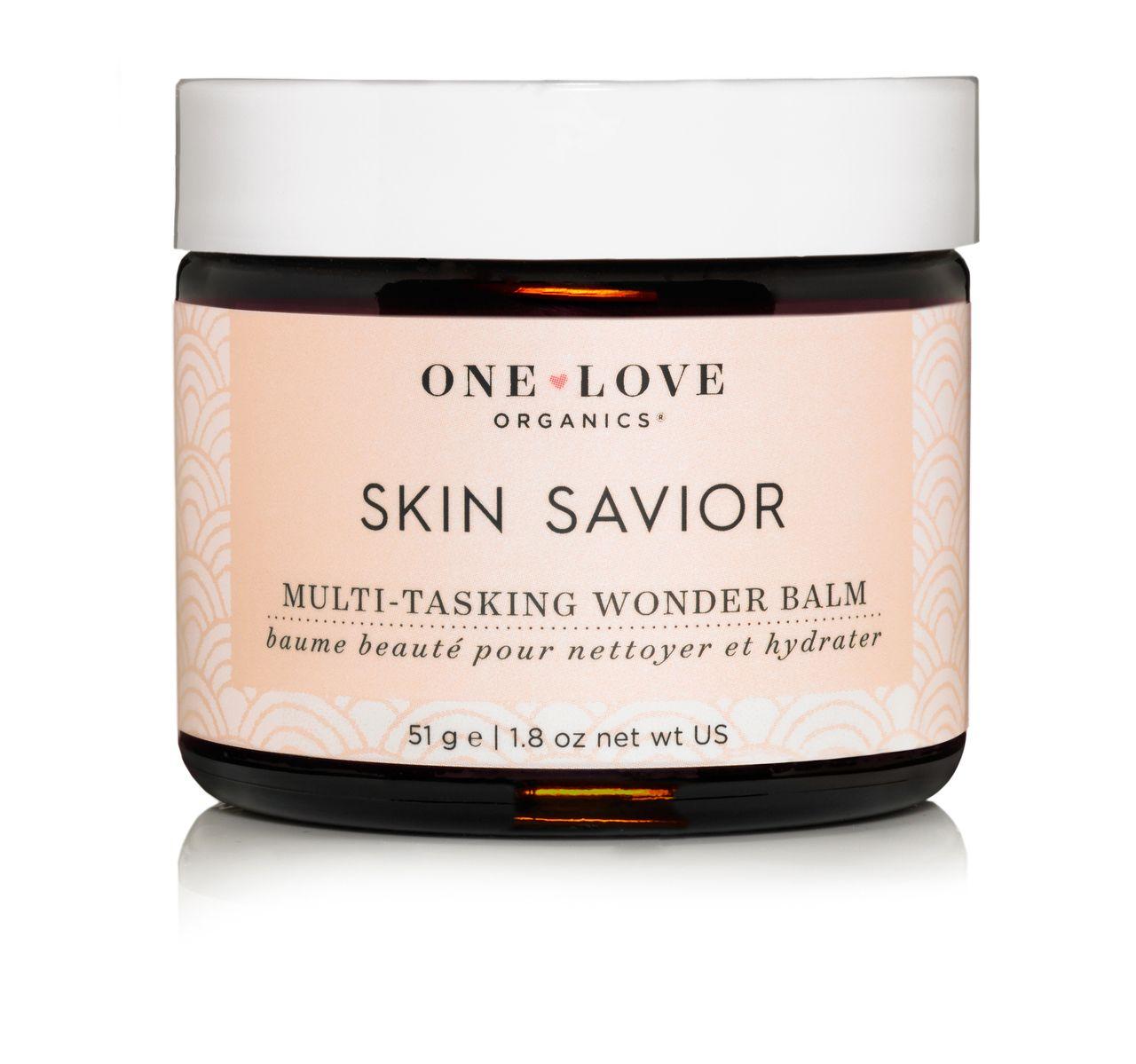 Epic Beauty Bar - One Love Organics Skin Savior Multi-Tasking Wonder Balm, $49.00 (http://www.epicbeautybar.com/one-love-organics-skin-savior-multi-tasking-wonder-balm/)  #beauty #skincare #makeup