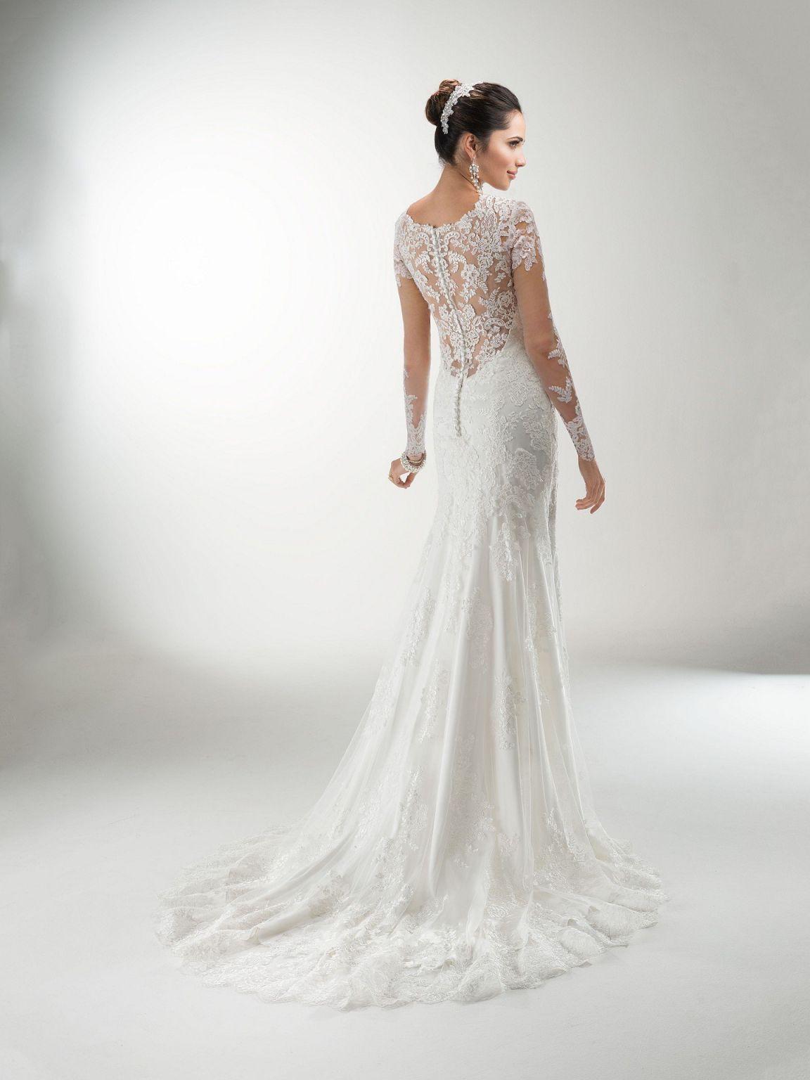 Maggie Sottero Melanie Marie Wedding Dress New, Size 10