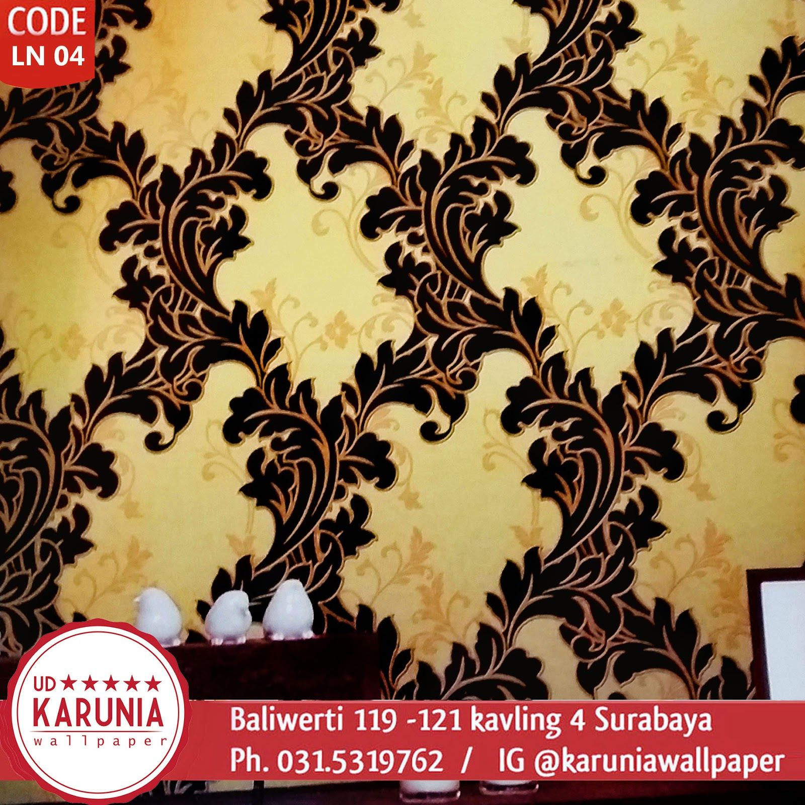Pin by karunia wallpaper on jual wallpaper dinding emas mewah ...