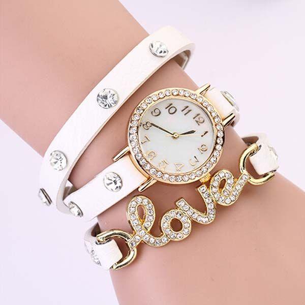 Newest Wrist Watches for Girls #watch #accessories ...