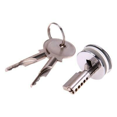 (eBay Ad Link) Glass Lock Zinc Alloy Showcase Push Glass Dis…