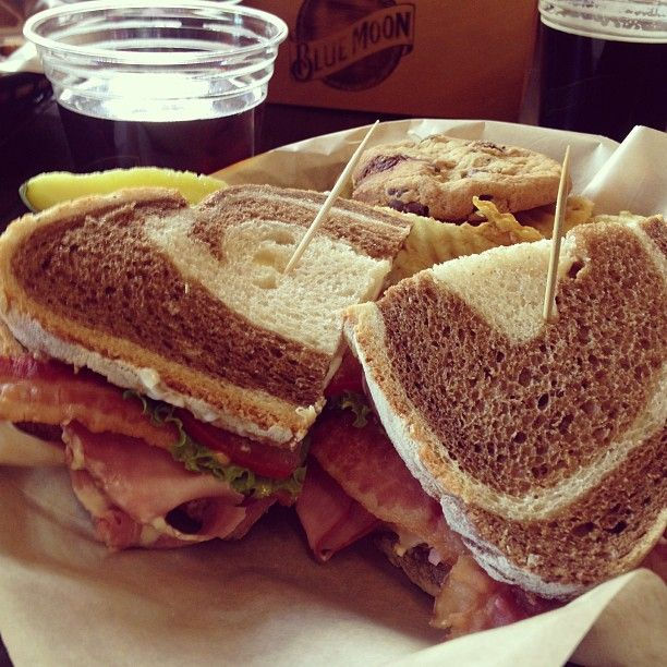 Brown Bag Sandwich Company When You Want A Quick Casual Lunch And Still