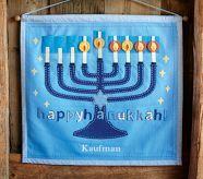 Cute Countdown Calendar Hanukkah Menorah Hanukkah