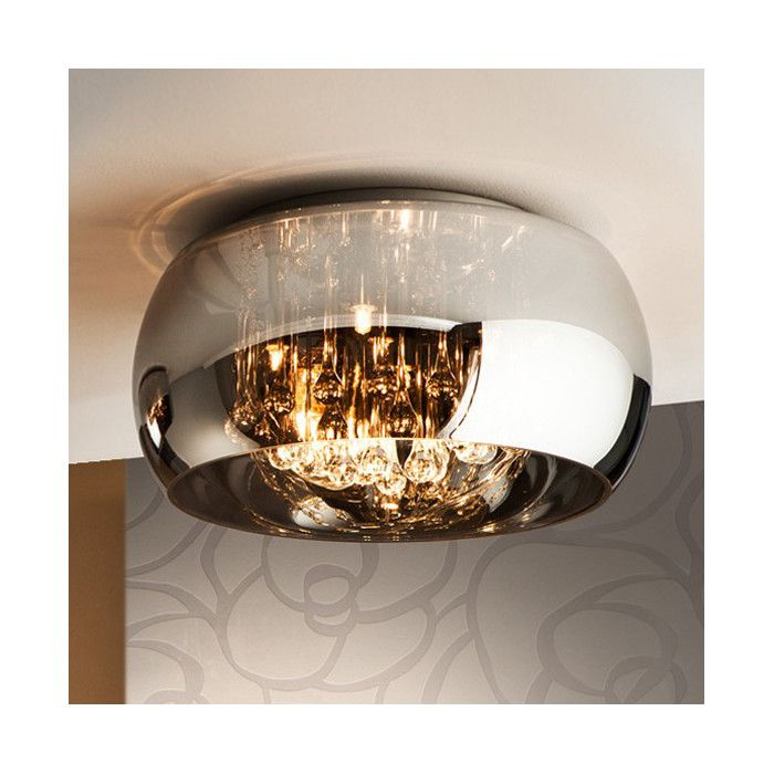 meet 760fb 554c1 Excellence 6 Light Flush Ceiling Light | house decor in 2019 ...