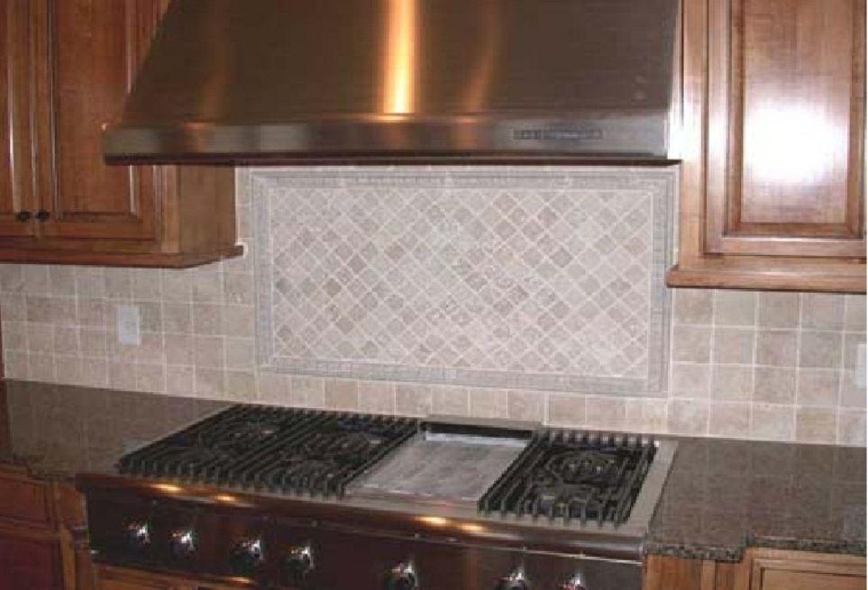 Backsplash Design Ideas 15 Backsplash For Medium Hickory Cabinets Kitchen Tile Backsplash Design Ideas Kithchen Pinterest Kitchen Tiles Tile And Kitchens