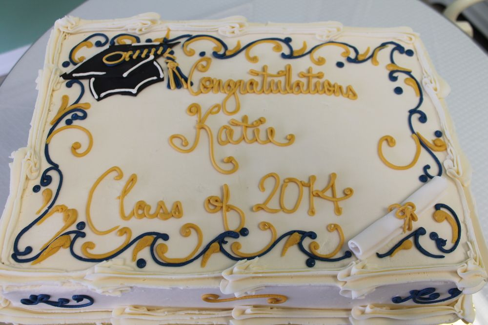Kroger Graduation Cake Birthday In 2019 College