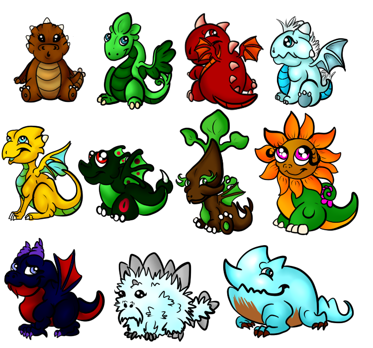 you can really enjoy dragonvale as you can meet a lot of