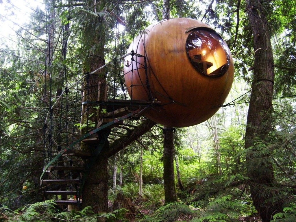 most expensive tree houses in the world httpwwwealuxe - Most Expensive Tree House In The World