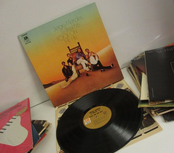 Sergio Mendes Brasil 66  Fool on The Hill   by AjsRockinRecordCo, $14.95