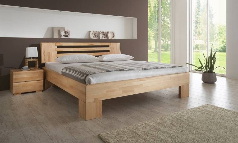 houten bedframe - Google zoeken מיטות Pinterest Woods - dream massivholzbett ign design