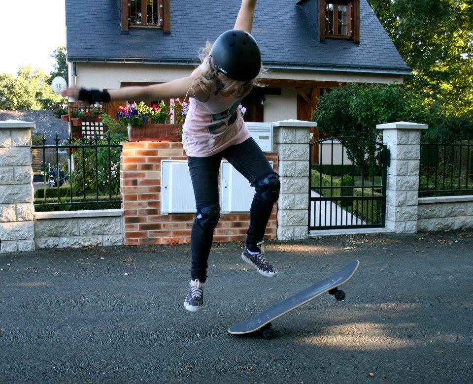 Skate girl ️