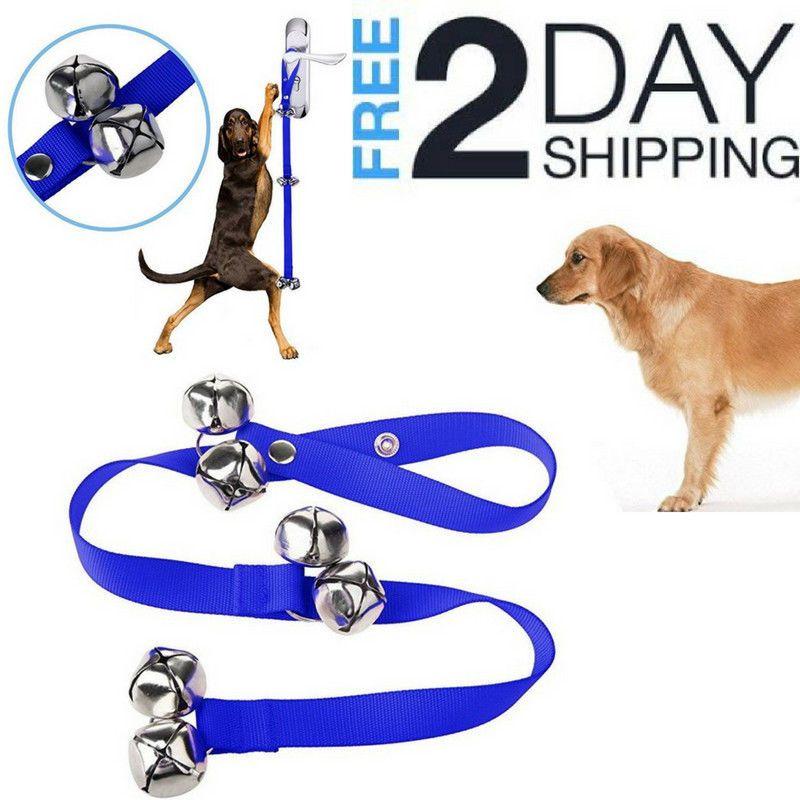 Dog Training Bells Potty Training And Housebreaking Go Outside