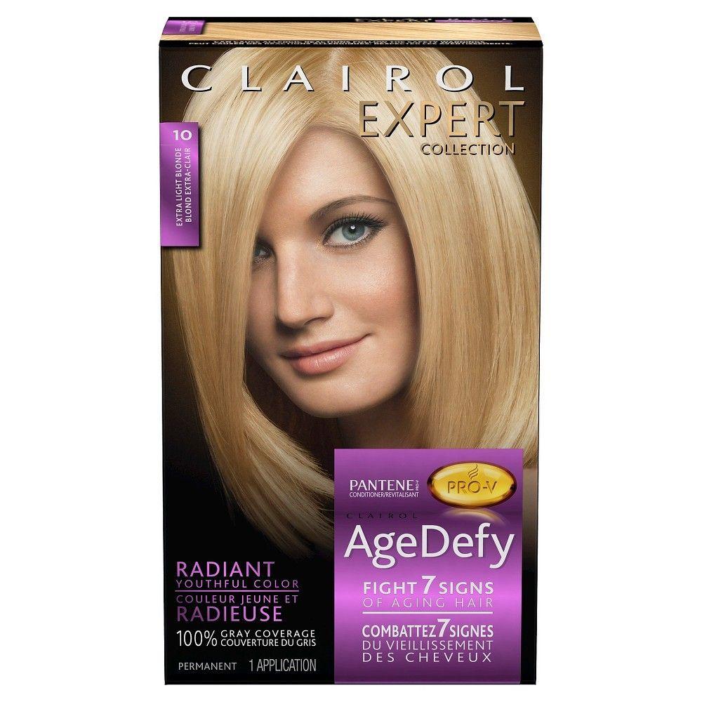 Clairol Nice 'n Easy Age Defy Permanent Hair Color - 5G
