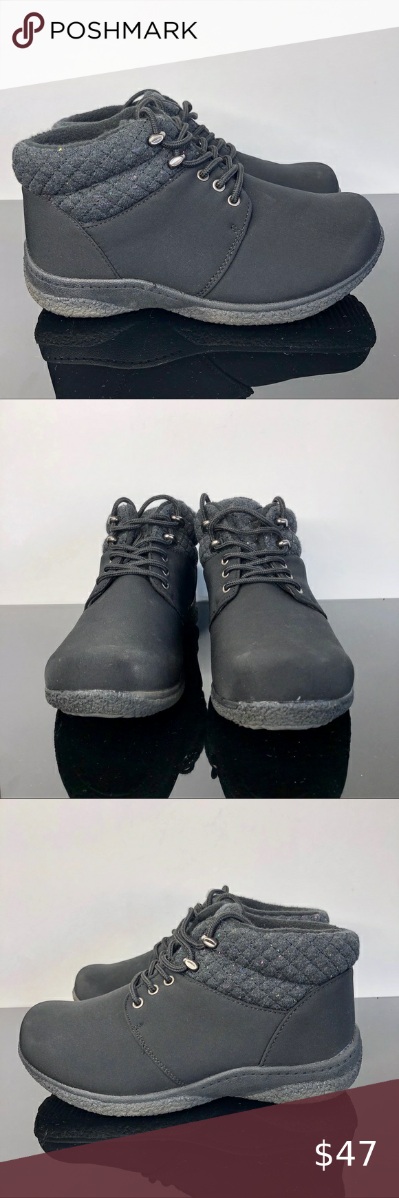 propet madi ankle lace