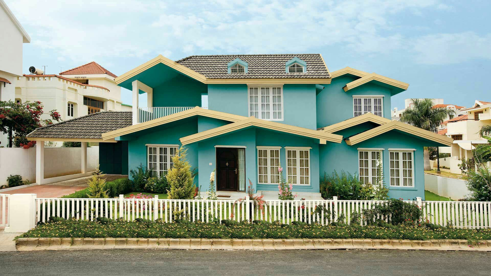 85 best exterior paint color ideas for your house with on exterior home paint ideas pictures id=39424