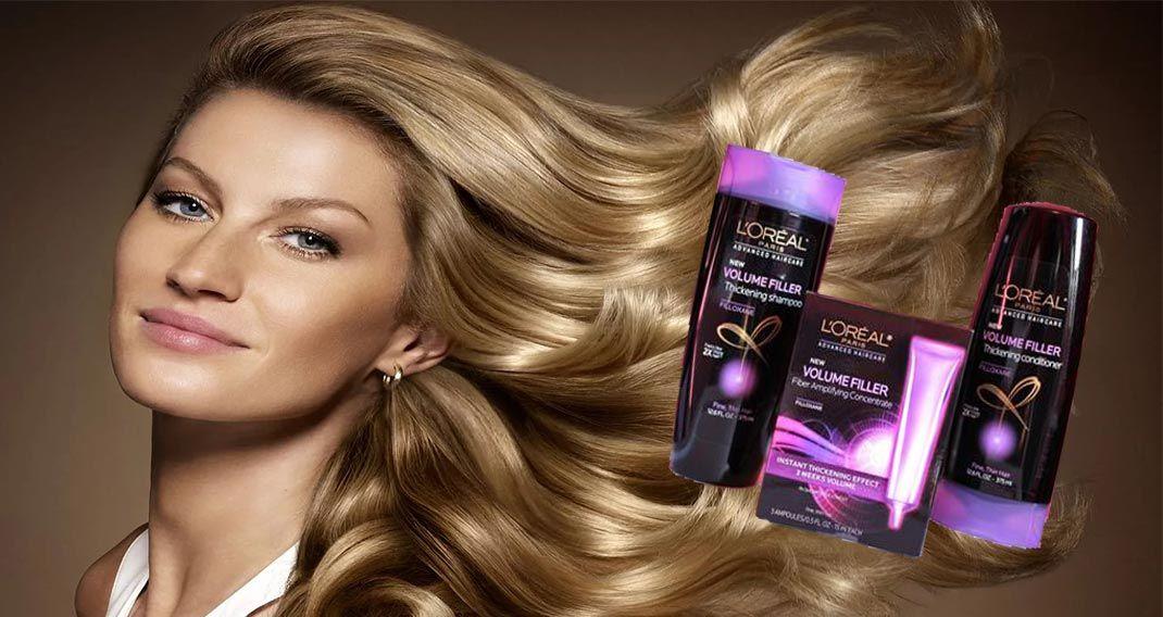 فيلر الشعر من لوريال سعرة وكيفية إستخدامة Hair Hair Straightener Beauty