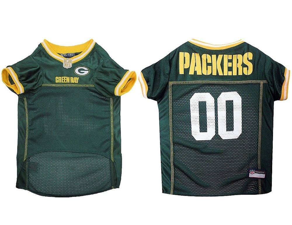 0b3ba8f71 NFL Green Bay Packers DOG JERSEY