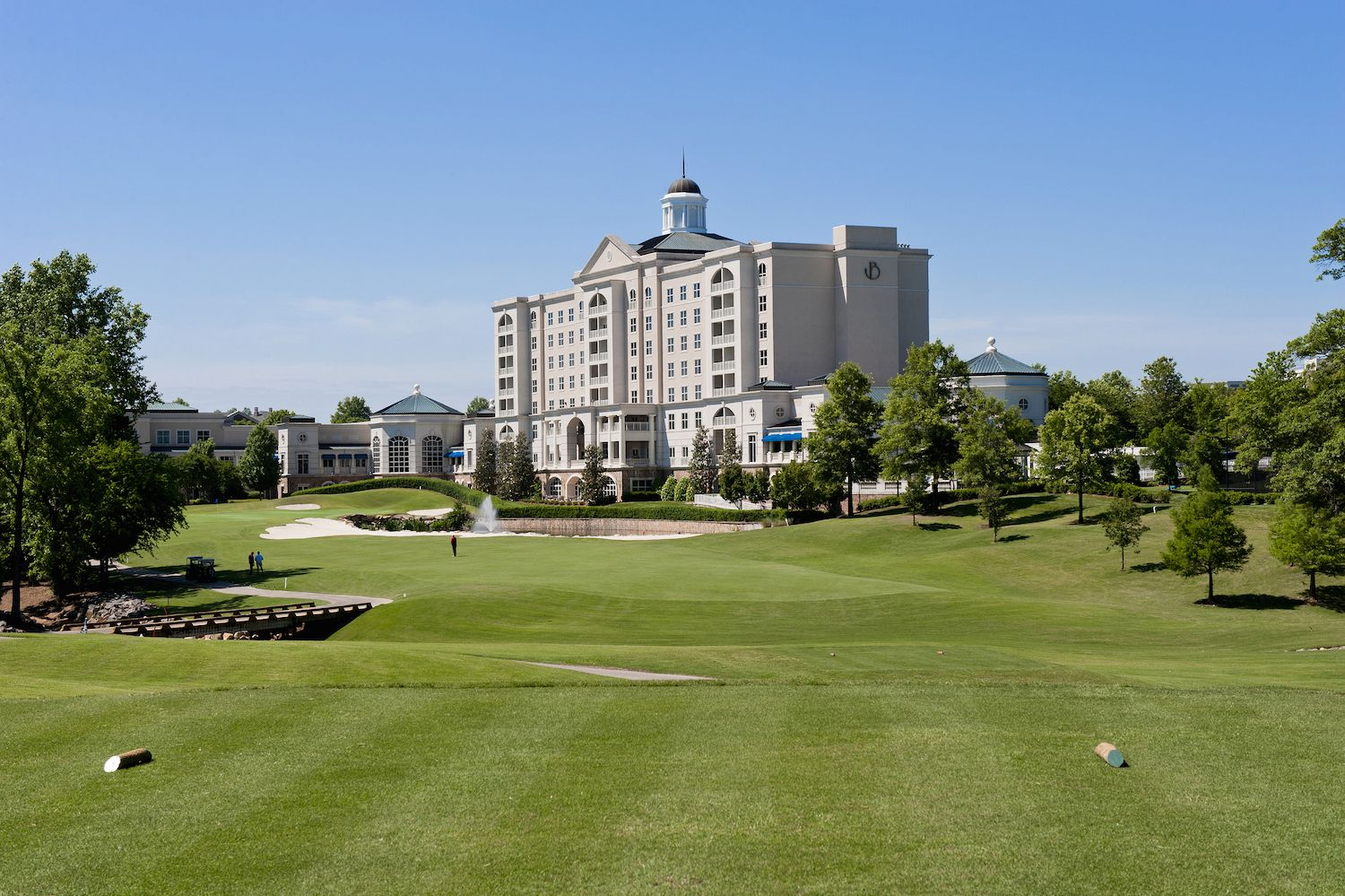 The Golf Club At The Ballantyne Hotel Provides Top Quality Golf