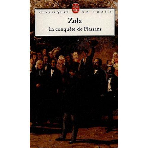 Les Rougon Macquart Tome 4 La Conquete De Plassans Les Rougon Macquart Zola Librairie