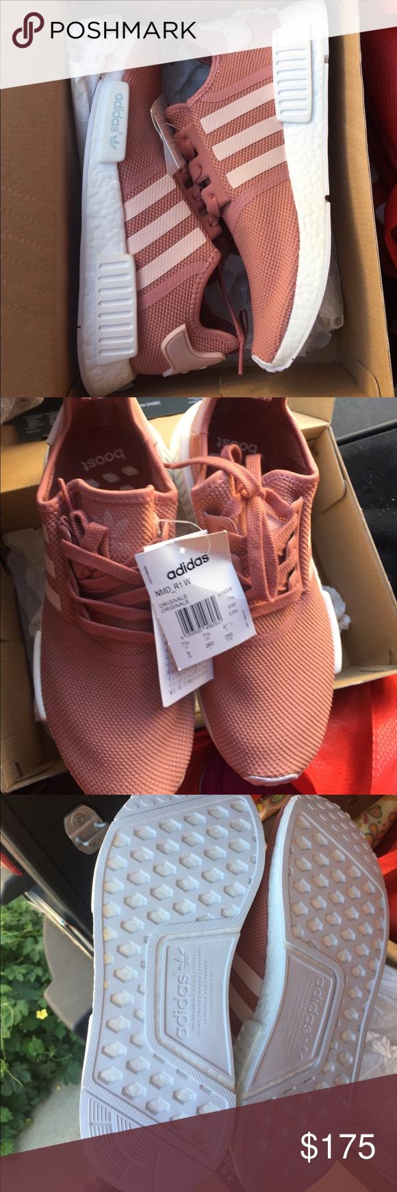 mnds rara rosa nuova di zecca con mai le adidas