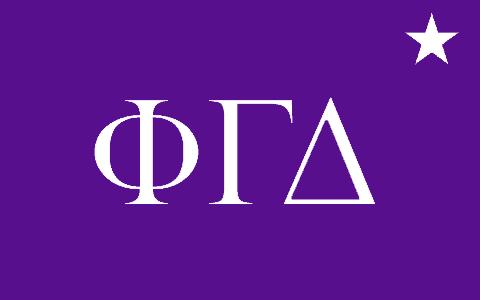 Image result for phi gamma delta flag