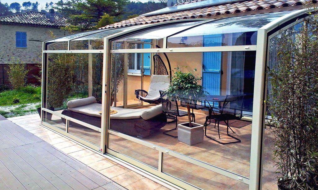 veranda terrazzo - Cerca con Google   Casette, Giardino