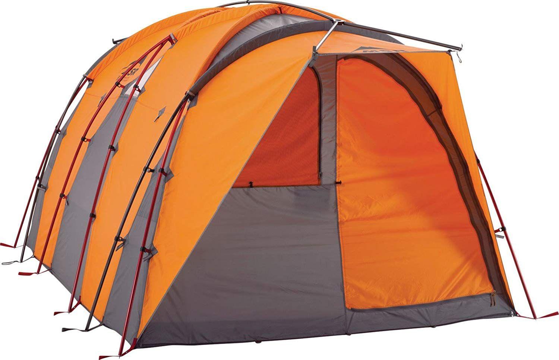 MSR H U B  Orange, One Size best 4 person tent 2019 tent camping
