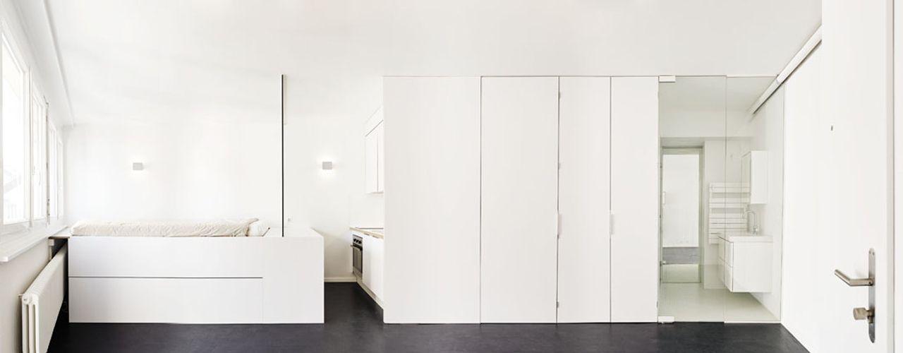 Geneve Appartement Micro Appartement Architecte