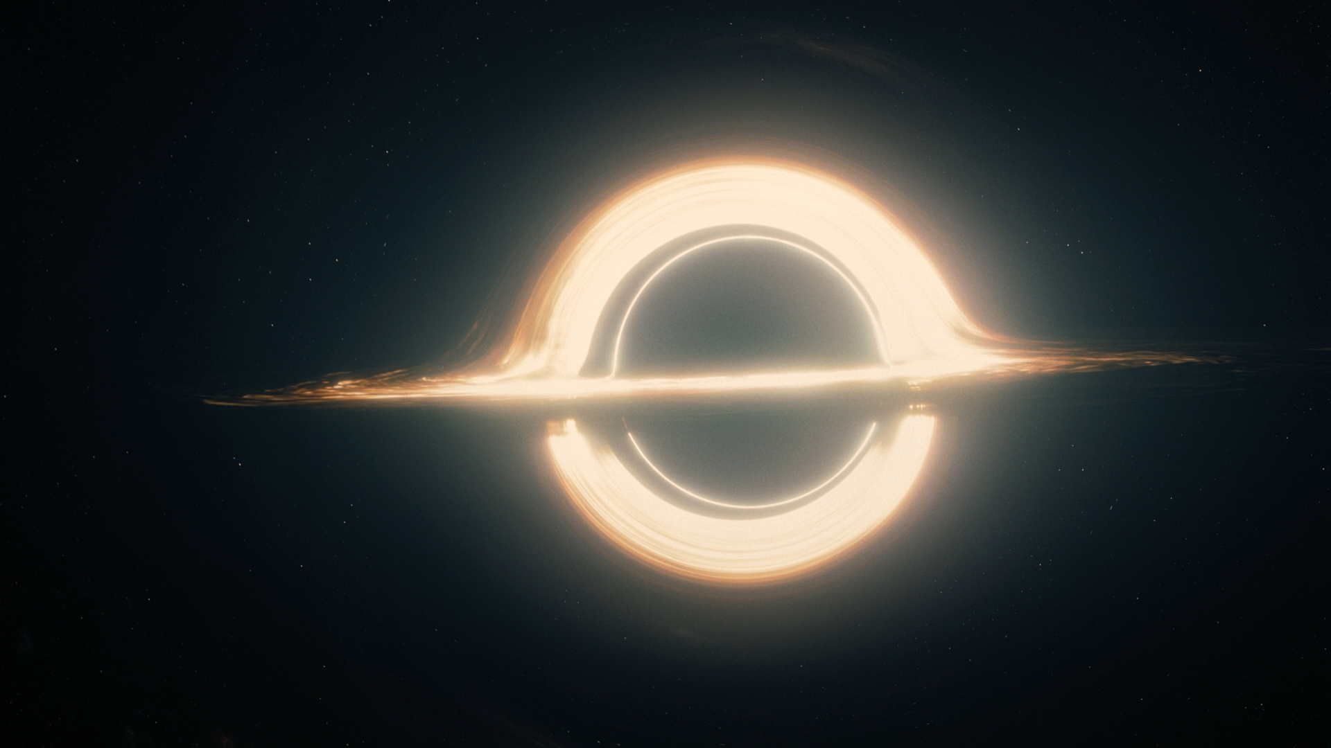 In The Movie Intersteller What We See In This Scene Is Actually Not A Real Black Hole But A Computer Generated Image Black Hole Wallpaper Interstellar Black Hole