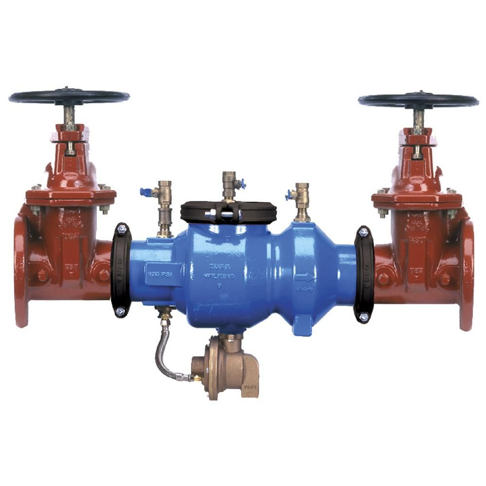 Zurn 3 In Reduced Pressure Principle Backflow Preventer Ductile