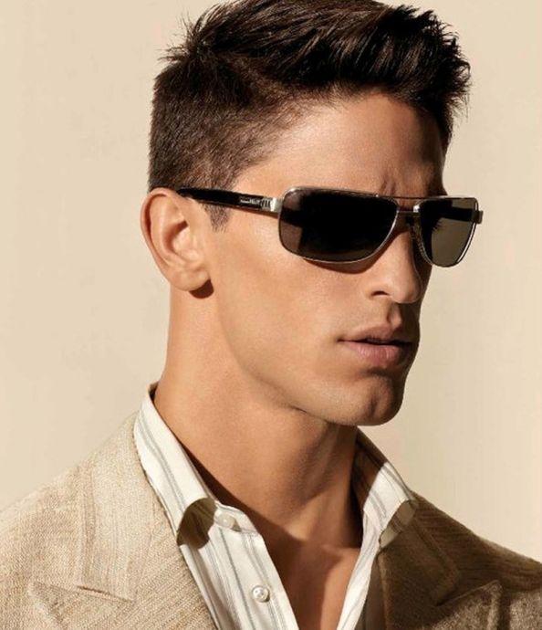 peinados para hombres moda Pinterest Bodies
