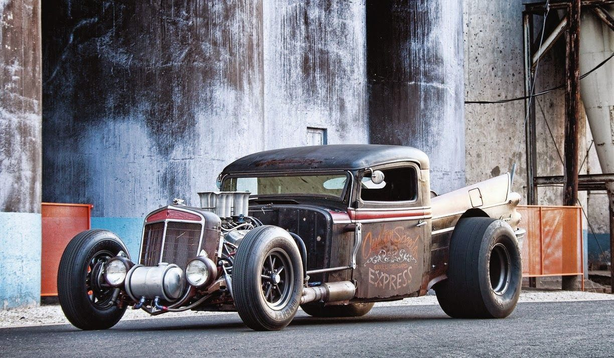 Pin by Paul Vincent photography on Rat Rods & Roadkill Customs ...