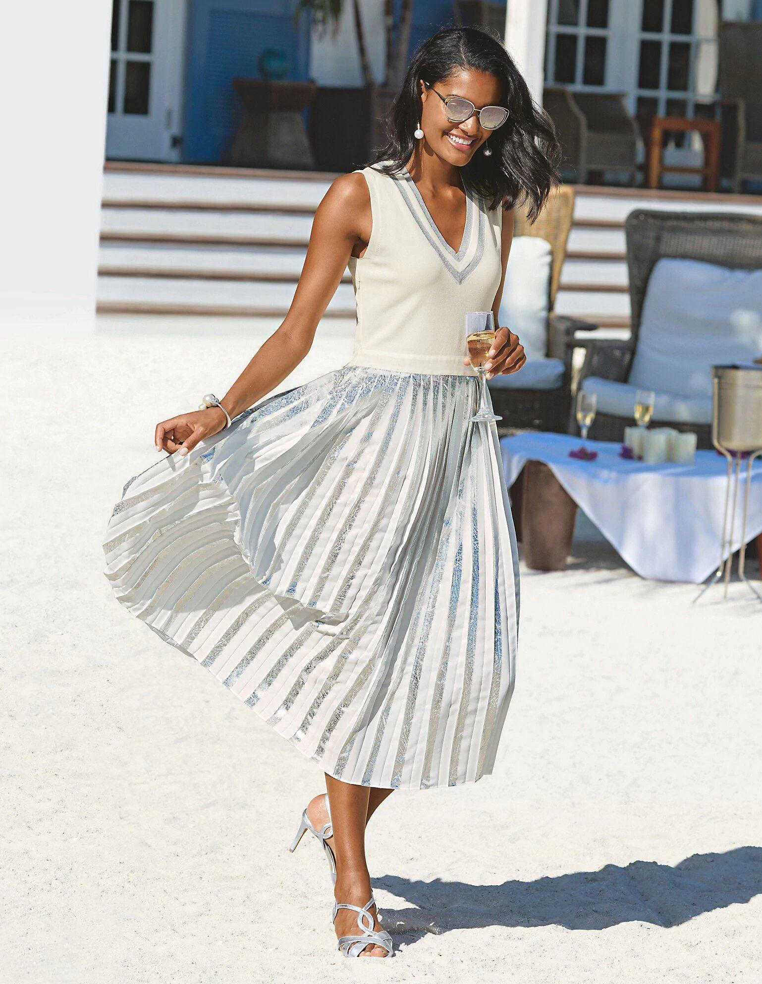 Festliches Sommerkleid  MADELEINE Mode in 13  Sommerkleid