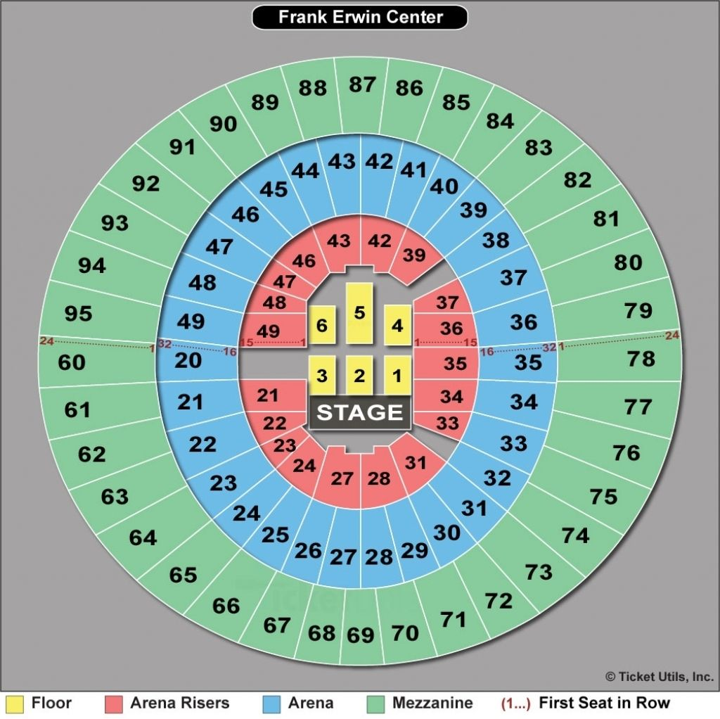 erwin center seating chart   Seating charts, Chart, Blue seatingPinterest