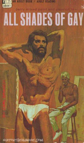 Gay Pulp Novel All Shades Of Gay From The Gay On The Range Website