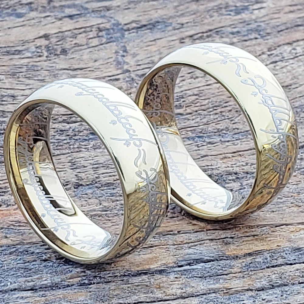Pin On The One Ring